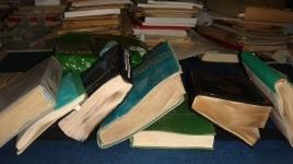 2500 книг лишилась библиотека Павлодара из-за потопа
