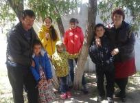 Пятерых детей взяла на воспитание приемная семья в Павлодарской области