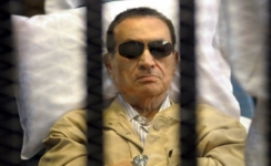Суд отпустил на свободу экс-президента Египта Хосни Мубарака