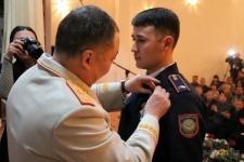 ВканунДняНезависимостив Павлодаречествовалилучшихполицейских