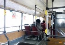 Водитель автобуса должен выплатить свыше 100 тысяч тенге травмированной пассажирке