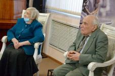 Павлодарский музыковед и коллекционер Наум Шафер в свой юбилей рассказал, в чем искать счастье