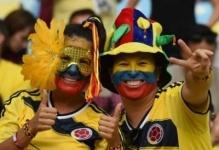 В Колумбии перед матчем с бразильцами запретят продавать пену для бритья и муку
