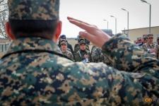Порядка 70 госслужащих прибыли в Павлодар на военно-полевые сборы