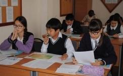 В Павлодаре прошла олимпиада юных географов