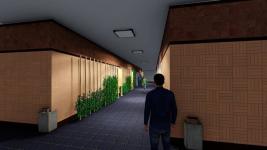Подземный переход в районе ЦУМа в скором времени может измениться