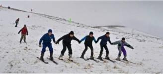 В Павлодарской области планируют открыть горнолыжный курорт