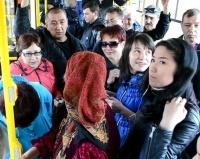 В Павлодаре подсчитывают пассажиропоток в общественном транспорте