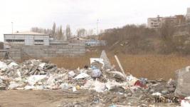 Причастных к стихийной свалке ищут в Павлодаре