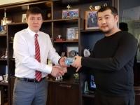 Звание кандидата в мастера спорта РК получил павлодарский участник ралли-спринтов