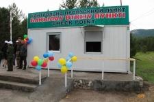 КПП за 4,5 миллиона тенге презентовали в Баянауле
