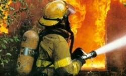 В Павлодарской области сгорел дом культуры