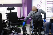 Коляски с электроприводом позволят павлодарским инвалидам быть мобильнее
