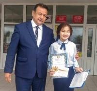 Сертификаты на мороженое и пакеты со сладостями получили дети села Павлодарское