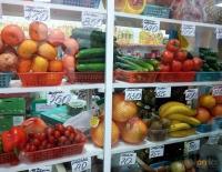 Тепличные огурцы и помидоры не смогли начать продавать вовремя из-за плохой погоды