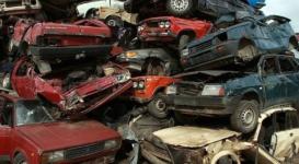 Платить компенсацию за утилизацию авто в РК могут начать в июне