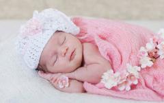 Первой в новом году в Павлодаре родилась девочка