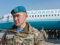 Трехкратную зарплату будут получать казахстанские миротворцы ООН