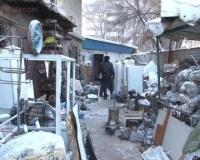 В Павлодаре полицейские усилили работу по пунктам приема металла