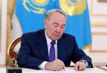 Указом президента в Павлодарской областипереименованы два района
