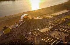 Новая сцена набережной на один вечер превратится в ковчег мира