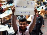 В Германии ожидают приезда 300 тысяч беженцев из Сирии и Ирака