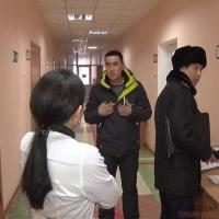 Павлодарец вызвал полицейских в инфекционный стационар детской областной больницы