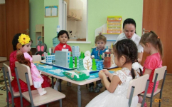 В Павлодаре будут избавляться от дошкольных мини-центров, расположенных в зданиях школ