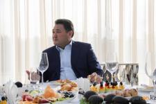 Аким Павлодарской области планирует создать областной кадровый резерв молодых госслужащих