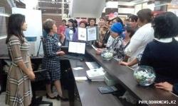 120 лет исполняется павлодарской областной библиотеке