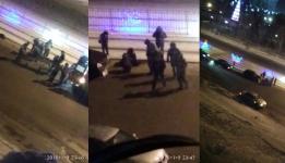 В Павлодаре водитель Volkswagen Golf сбил пешехода