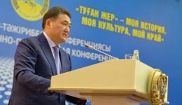 Булат Бакауов: Где бы ты ни был, ты должен помнить о родном крае