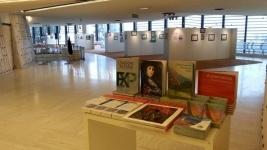 Выставку рисунков онкобольных детей из Казахстана открыли в Швейцарии