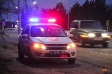 В Павлодаре по горячим следам задержали подозреваемого в совершении ДТП со смертельным исходом