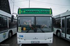 Очередные изменения в маршрутах павлодарских автобусов