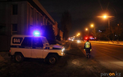 В Павлодарской области пьяный мужчина угнал машину и попал на ней в ДТП