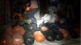 В Павлодаре изъяли из незаконного оборота около 500 килограммов наркотиков