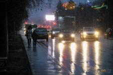Дожди со снегом прогнозируют синоптики