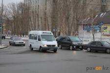 Аким Павлодара намерен побеседовать с водителями маршруток