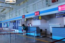 В аэропорту Павлодара усилены меры безопасности