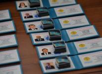 Новоизбранные депутаты маслихата Павлодарской области получили удостоверения и нагрудные знаки