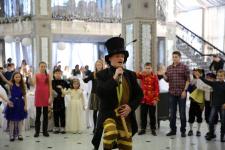 Во время зимних каникул АО «Алюминий Казахстана» продолжает радовать детей праздничными новогодними мероприятиями