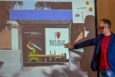 В Павлодаре установят 40 новых малогабаритных остановок