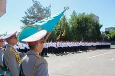 """В Павлодаре пройдёт акция """"Горжусь Родиной и службой в полиции"""""""