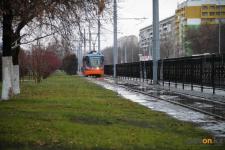 В связи со строительными работами временно прекращено движение трамваев дачного маршрута