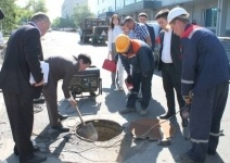 Акимат Павлодара взялся за ремонт городских колодцев