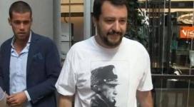 Итальянский депутат пришёл в Европарламент в футболке с изображением Путина