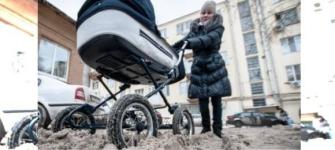 В Павлодаре штрафуют председателей КСК, не чистящих дворы от снега