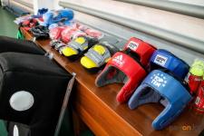 Павлодарская спортивная школа получила новый спортинвентарь