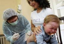 Павлодарских малышей будут вакцинировать от пневмококковой инфекции